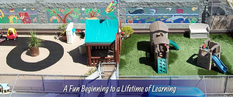 A Fun Beginning to a Lifetime of Learning | playground